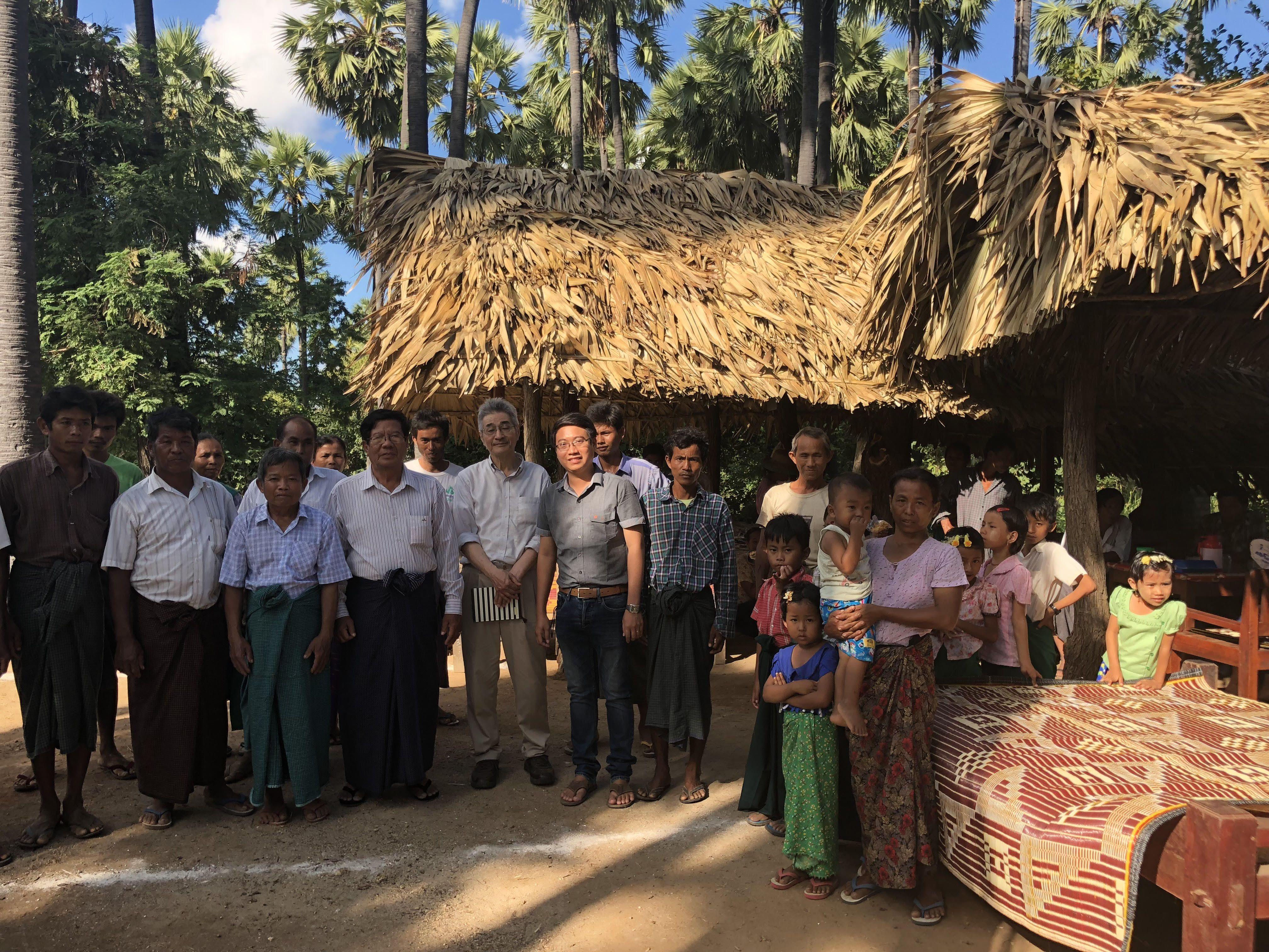 ミャンマーの持続可能な農業を支えます!!国際産直のお店=ナチュラレッサ
